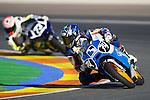 FIM CEV REPSOL Comunitat Valenciana during the moto spanish championship in Cheste, Valencia<br /> FP Moto3<br /> <br /> PHOTOCALL3000
