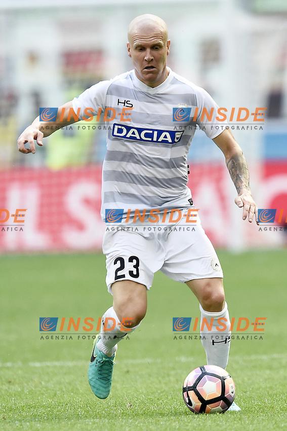 Emil Halfredsson<br /> Milano 11-09-2016 Stadio Giuseppe MeazzaFootball Calcio Serie A 2016/2017 Milan-Udinese. Foto Daniele Buffa / Image Sport / Insidefoto