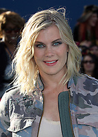 "HOLLYWOOD, CA - May 18: Alison Sweeney, At Premiere Of Disney's ""Pirates Of The Caribbean: Dead Men Tell No Tales"" At Dolby Theatre In California on May 18, 2017. Credit: FS/MediaPunch"