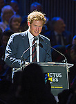 10.09.2014; London,UK: PRINCE HARRY, PRINCES CHARLES AND WILLIAM AND CAMILLA<br /> attend the Invictus Games Opening Ceremony at the Queen Elizabeth Olympic Park, London<br /> 400+ wounded, injured and sick Servicemen and women from 13 Countries will compete in four days of sport from 11-14 September 2014.<br /> Picture Shows: Prince Harry declaring the Invictus Games open<br /> Mandatory Credit Photo: &copy;Crown Copyright/NEWSPIX INTERNATIONAL<br /> <br /> **ALL FEES PAYABLE TO: &quot;NEWSPIX INTERNATIONAL&quot;**<br /> <br /> IMMEDIATE CONFIRMATION OF USAGE REQUIRED:<br /> Newspix International, 31 Chinnery Hill, Bishop's Stortford, ENGLAND CM23 3PS<br /> Tel:+441279 324672  ; Fax: +441279656877<br /> Mobile:  07775681153<br /> e-mail: info@newspixinternational.co.uk