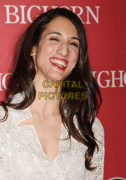 PALM SPRINGS, CA - JANUARY 02: Director Deniz Gamze Erguven attends the 27th Annual Palm Springs International Film Festival Awards Gala at Palm Springs Convention Center on January 2, 2016 in Palm Springs, California.<br /> CAP/ROT/TM<br /> &copy;TM/ROT/Capital Pictures