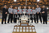 2011 Cyclone Taylor Cup - Officials