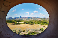 Valle de los Ingenios (Valley of the Sugar Mills) in Trinidad, Cuba