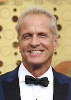 LOS ANGELES - SEPTEMBER 22:  Patrick Fabian at the 71st Primetime Emmy Awards at the Microsoft Theatre on September 22, 2019 in Los Angeles, California. (Photo by Xavier Collin/Fox/PictureGroup)