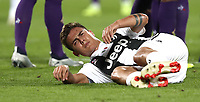 Calcio, Serie A: Fiorentina - Juventus, stadio Artemio Franchi Firenze 1 dicembre 2018.<br /> Juventus' Paulo Dybala reacts during the Italian Serie A football match between Fiorentina and Juventus at Florence's Artemio Franchi stadium, December 1, 2018.<br /> UPDATE IMAGES PRESS/Isabella Bonotto
