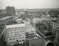 1961 February 20..Redevelopment.Downtown North (R-8)..Downtown Progress..North View from VNB Building..HAYCOX PHOTORAMIC INC..NEG# C-61-5-52.NRHA#..