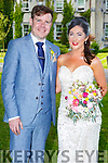 O'Shea/McCarthy wedding in the Ballyseede Hotel on Saturday June 30th.