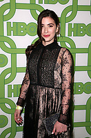 BEVERLY HILLS, CA - JANUARY 6: Jazz Charton, at the HBO Post 2019 Golden Globe Party at Circa 55 in Beverly Hills, California on January 6, 2019. <br /> CAP/MPI/FS<br /> ©FS/MPI/Capital Pictures