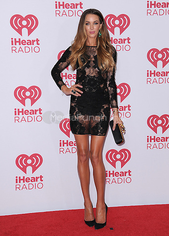 LAS VEGAS, NV - SEPTEMBER 19:  Courtney Bingham at the 2014 iHeartRadio Music Festival at the MGM Grand Garden Arena on September 19, 2014 in Las Vegas, Nevada. PGSK/MediaPunch