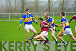 Dromid Pearses v  Kildangan in the Munster Junior Football Final at Moyvane on Sunday