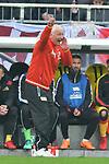 14.04.2018,  Millerntor-Stadion, Hamburg, GER, 2. FBL, 1.FC St.Pauli vs 1. FC Union Berlin  im Bild Trainer Andre Hofschneider (Berlin) Foto © nordphoto / Witke
