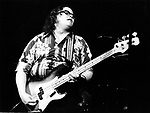 Atlanta Rhythm Section 1977 Paul Goddard.© Chris Walter.