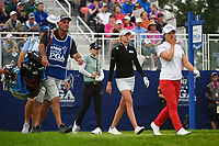 Nelly Korda (USA) heads down 1 during round 4 of the KPMG Women's PGA Championship, Hazeltine National, Chaska, Minnesota, USA. 6/23/2019.<br /> Picture: Golffile | Ken Murray<br /> <br /> <br /> All photo usage must carry mandatory copyright credit (© Golffile | Ken Murray)