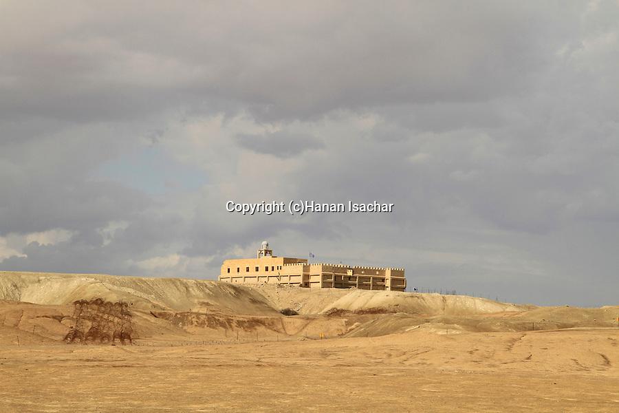 Jordan Valley, Greek Orthodox Monastery of St. John in Qasr al Yahud