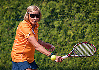Etten-Leur, The Netherlands, August 26, 2017,  TC Etten, NVK, Anneke Jelsma-de Jong<br /> Photo: Tennisimages/Henk Koster