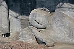Buddha of Gal Vihara in Polonnaruwa