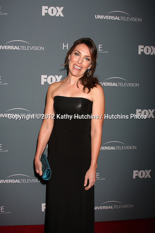 LOS ANGELES - APR 20:  Jennifer Crystal Foley arrives at the House Series Finale Wrap Party at Cicada on April 20, 2012 in Los Angeles, CA
