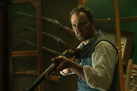 Jason Clarke<br /> Winchester (2018) <br /> *Filmstill - Editorial Use Only*<br /> CAP/RFS<br /> Image supplied by Capital Pictures