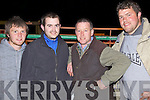 Gone to the Dogs - Having a great night out at The Greyhound Track on Saturday night were l/r Kieran Fitzgerald, Damien Whyte, Richard Gentleman and Jonathan Best................................................................................................................................................................................................................................................................................................................................................................................................................................................................................................................................................................................................................ ........................