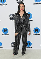 05 February 2019 - Pasadena, California - Katie Stevens. Disney ABC Television TCA Winter Press Tour 2019 held at The Langham Huntington Hotel. <br /> CAP/ADM/BT<br /> &copy;BT/ADM/Capital Pictures