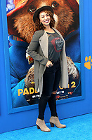"6 January 2018 - Los Angeles, California - Gloria Govan. ""Paddington 2"" L.A. Premiere held at the Regency Village Theatre. Photo Credit: AdMedia"