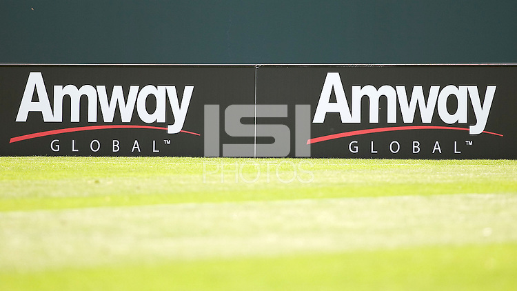 Amway. The LA Sol defeated FC Gold Pride of the Bay Area 1-0 at Home Depot Center stadium in Carson, California on Sunday April 19, 2009.  .  .  .