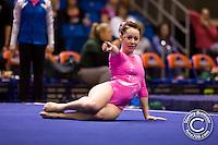 Boise St Gymnastics 2010 v PSU