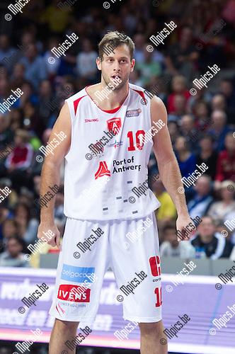 2013-09-22 / Basketbal / seizoen 2013-2014 / Antwerp Giants / Marko Spica<br /><br />Foto: Mpics.be