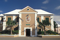 Bermuda, St. George's Parish, Old Town Hall in St George in Bermuda.