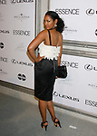 BEVERLY HILLS, CA. - February 19: Actress Garcelle Beauvais arrives at the 2nd Annual ESSENCE Black Women in Hollywood Luncheon on February 19, 2009 in Beverly Hills, California.