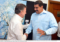 Nicolas Maduro, Visita oficial a Colombia / Official Visit to Colombia. Cartagena, 01-08-2014