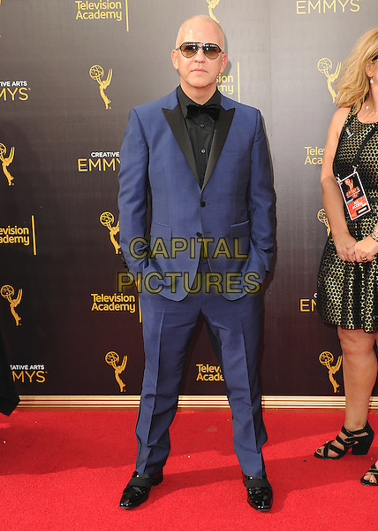 LOS ANGELES, CA - SEPTEMBER 11: Ryan Murphy at the 2016 Creative Arts Emmys at the Microsoft Theater on September 11, 2016 in Los Angeles, California. <br /> CAP/MPI99<br /> &copy;MPI99/Capital Pictures