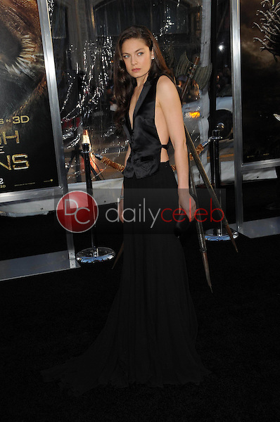 """Alexa Davalos<br /> at the """"Clash Of The Titans"""" Los Angeles Premiere, Chinese Theater, Hollywood, CA. 03-31-10<br /> David Edwards/DailyCeleb.com 818-249-4998"""