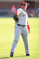 September 9 2008:  Pitcher Armando Zerpa of the Lowell Spinners, Class-A affiliate of the Boston Red Sox, during a game at Dwyer Stadium in Batavia, NY.  Photo by:  Mike Janes/Four Seam Images