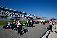 IMSA Prototype Challenge<br /> The Roar Before the Rolex 24<br /> Daytona International Speedway<br /> Daytona Beach, FL USA<br /> Saturday 6 January 2018<br /> Pre-Race, Grid<br /> World Copyright: Jake Galstad<br /> LAT Images
