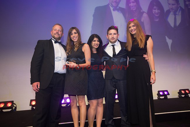 CIPR Excellence Awards 2015<br /> Old Billingsgate<br /> 03.06.15<br /> &copy;Steve Pope - FOTOWALES
