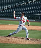 Josh Lucas - Surprise Saguaros - 2017 Arizona Fall League (Bill Mitchell)