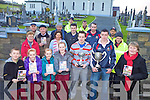 PARISH DVD: Locals in Mountcollins with their new parish DVD which is now on sale, front l-r: Padraig Hickey, Caoimhe Hickey, Shona Hickey, Muireann Hickey. Middle, l-r: Noreen Naughton, Patrick Naughton, Eileen McCarthy, Michael Quirke, John O'Connell, Thomas Begley, Carmel Quirke. Back l-r: John Lyons, Larry Begley,Con Begley, Seamus Lenihan, John Anthony Lyons, Denis O'Sullivan, John C Lenihan.