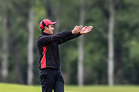 Reid Hilton of Canterbury, Toro New Zealand Mens Interprovincial Tournament, Clearwater Golf Club, Christchurch, New Zealand, 26th November 2018. Photo:John Davidson/www.bwmedia.co.nz