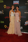 Chrishell Stause & Melissa Claire Egan at the 38th Annual Daytime Entertainment Emmy Awards 2011 held on June 19, 2011 at the Las Vegas Hilton, Las Vegas, Nevada. (Photo by Sue Coflin/Max Photos)