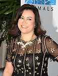 WEST HOLLYWOOD, CA- SEPTEMBER 12: Actress Jennifer Tilly attends Mercy For Animals 15th Anniversary Gala at The London on September 12, 2014 in West Hollywood, California.