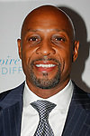 Alonso Mourning, retired professional NBA player arrives at the 2017 INSPIRE A DIFFERENCE honors event by Investigation Discovery and PEOPLE, at the Dream Hotel Downtown, on November 2, 2017.
