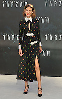 Alexa Chung at the &quot;The Legend of Tarzan&quot; European film premiere, Odeon Leicester Square, Leicester Square, London, England, UK, on Tuesday 05 July 2016.<br /> CAP/CAN<br /> &copy;Can Nguyen/Capital Pictures /MediaPunch ***NORTH AND SOUTH AMERICAS ONLY***