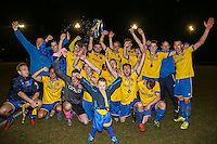 Ampthill Town v AFC Kempston Town & Bedford College - 130416