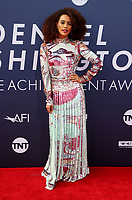 6 June 2019 - Hollywood, California - Tais Araujo. American Film Institute's 47th Life Achievement Award Gala Tribute To Denzel Washington held at Dolby Theatre.    <br /> CAP/ADM/FS<br /> ©FS/ADM/Capital Pictures