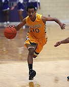 Rochester Adams at Pontiac, Boys Varsity Basketball, 1/23/14