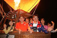 20120221 February 21 Hot Air Balloon Cairns