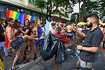 Carnaval de rua, São Paulo. 2018. © Juca Martins.