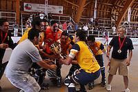 Hockey Patín 2013 Copa de Oro SAGU vs León Prado