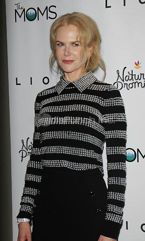 NEW YORK, NY January 04, 2017:  Nicole Kidman at Mamarazzi screening of Lion at 500 Park Avenue Screening Room in New York .January  04, 2017. Credit:RW/MediaPunch